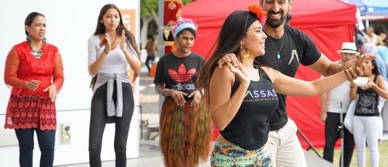 Learn Latin Dance: Salsa, Bachata, Kizomba