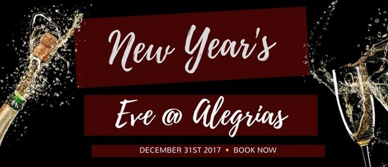 New Year's Eve Tapas Degustation