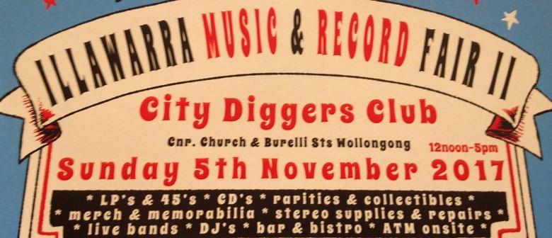 Illawarra Music and Record Fair