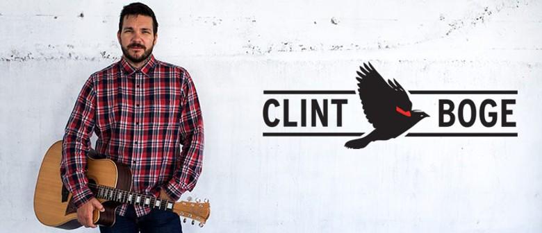 Clint Boge – The Butterfly effect