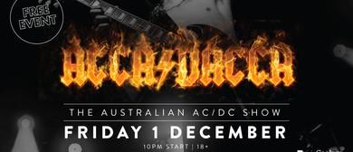 Acca Dacca – The Australian AC/DC Show