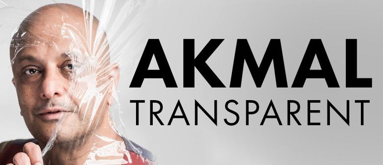 Akmal – Transparent