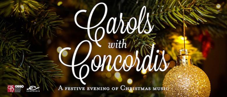 Carols With Concordis