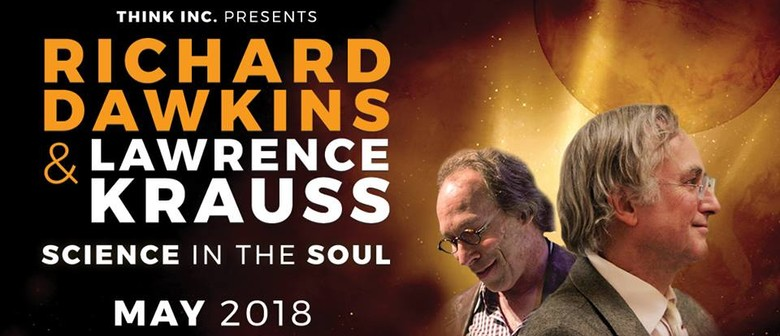 Richard Dawkins and Lawrence Krauss: Science In the Soul
