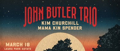 John Butler Trio With Special Guests