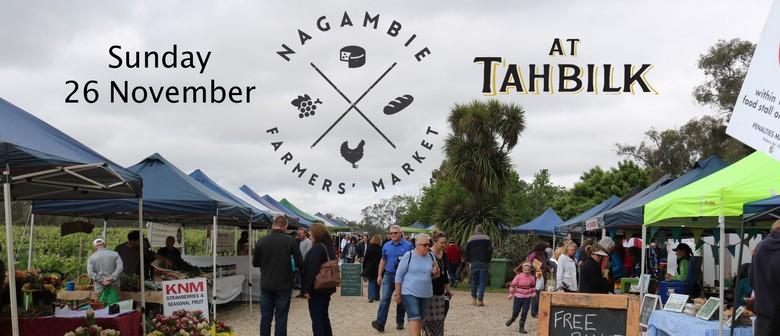 Nagambie Farmers' Market