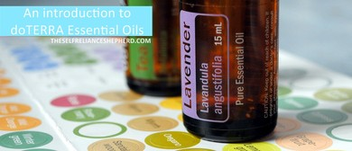 An introduction to doTERRA Essential Oils