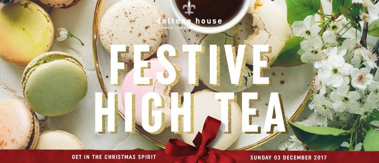 Festive High Tea