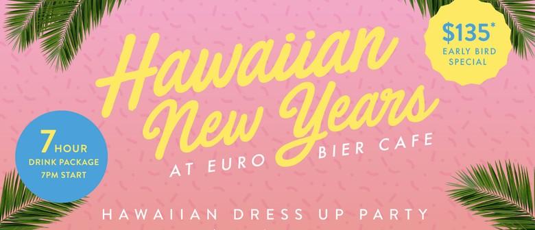 New Year's Eve Hawaiian Party
