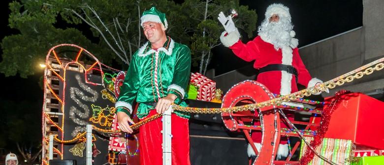 Christmas Concert, Carols Quest and Twilight Parade
