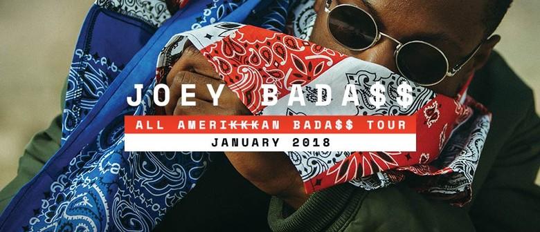 Joey Bada$$ – All Amerikkkan Bada$$ Tour