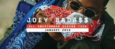 Joey Bada$$ – All Amerikkkan Bada$$ Tour