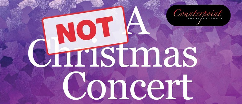 Not a Christmas Concert