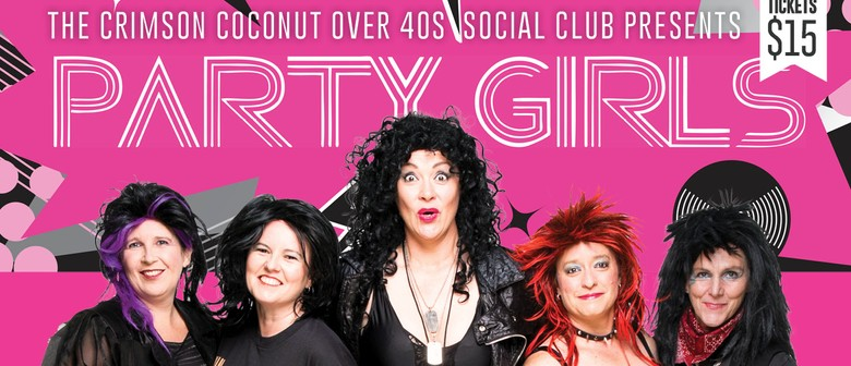 Party Girls 80s Band – Party Like It's 1985