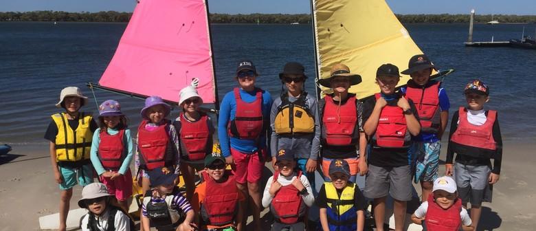 School Holiday Sailing
