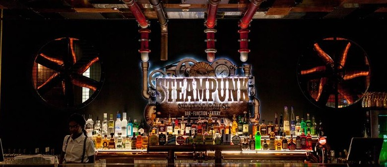 Steampunk Sunday Sessions