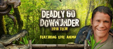 Steve Backshall's Deadly 60 Down Under Tour
