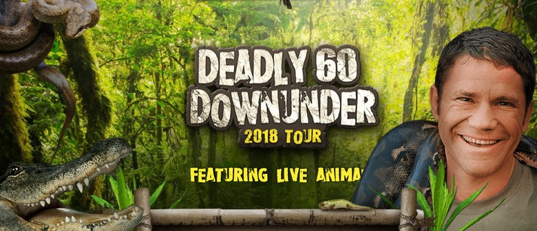 Steve Backshall's Deadly 60 Down Under Tour