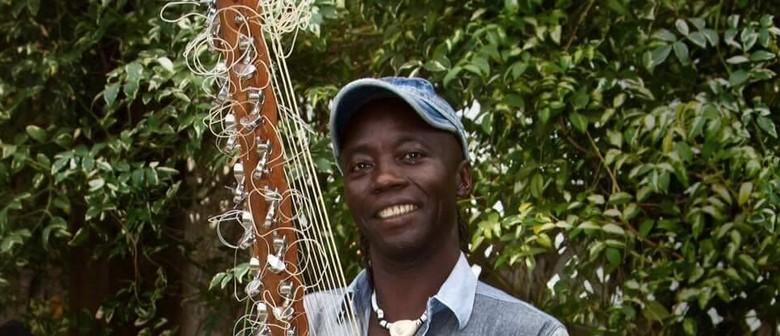 African Drum and Dance Masterclass With Epizo Bangoura