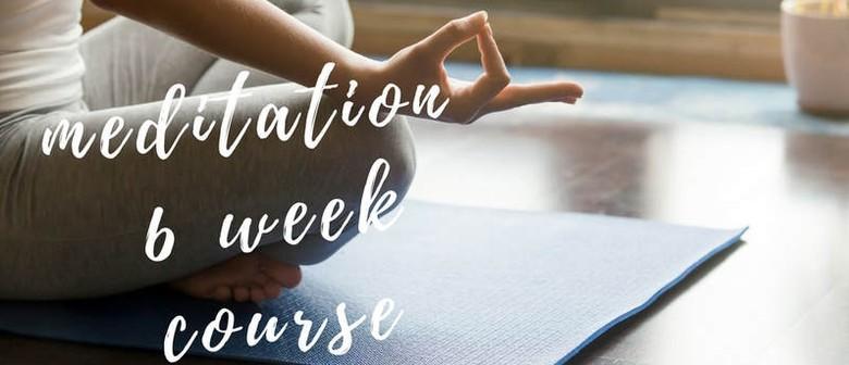 Meditation 6-Week Course