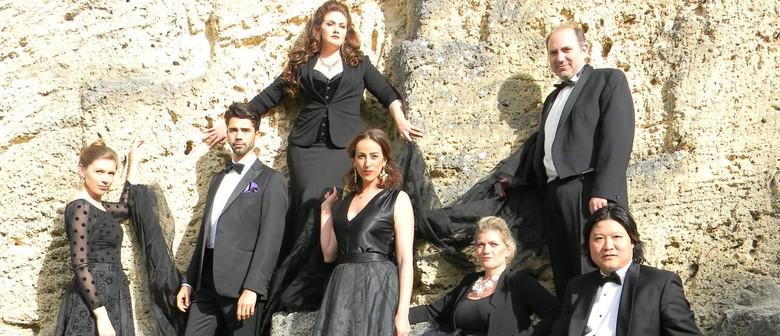 Freeze Frame Opera at the Quarry