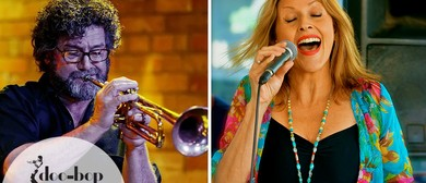 Swinging Sundays: Ingrid James Quintet With Paul Armstrong