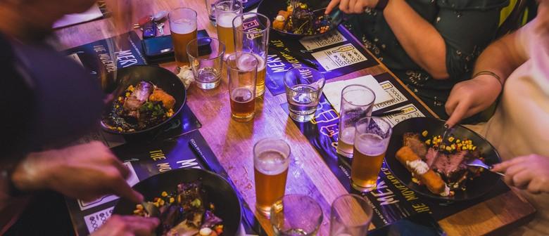 Stone and Wood Beergustation