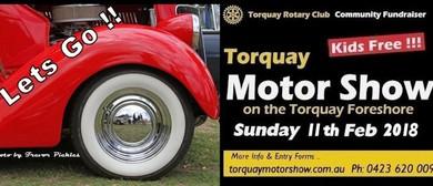 Torquay Rotary Motor Show