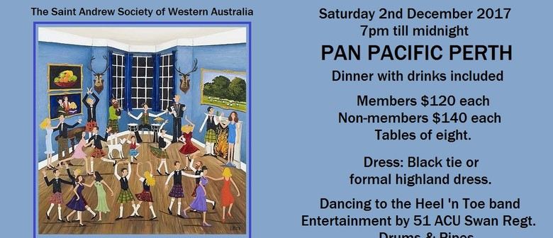 St Andrew's Day Ball