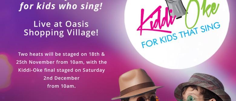 Kiddi-Oke – For Kids Who Sing