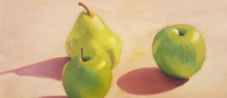 Introduction to Oil Painting With Hilmi Baskurt