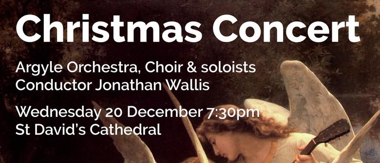 Christmas Concert – Argyle Orchestra and Choir