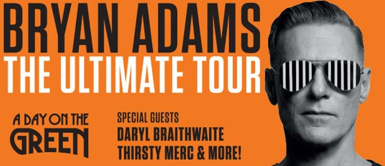 Bryan Adams – The Ultimate Tour: ADOTG