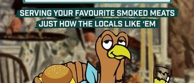 Smokehouse Sunday – Thanksgiving Feast
