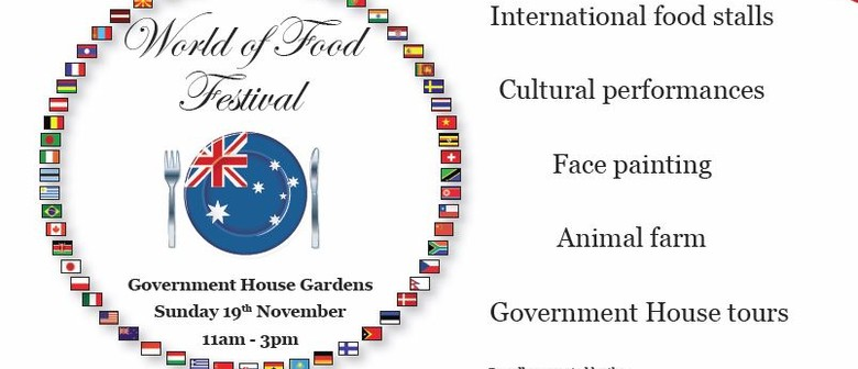 World of Food Festival 2017