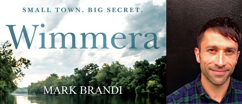 Author Talk With Mark Brandi