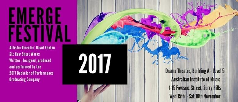 Emerge Festival 2017