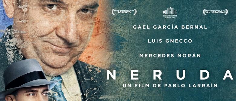 Eltham Film Night – Neruda