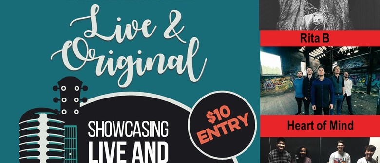 Live and Local Band Showcase