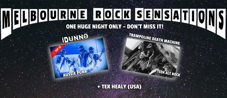 Melbourne Rock Sensations