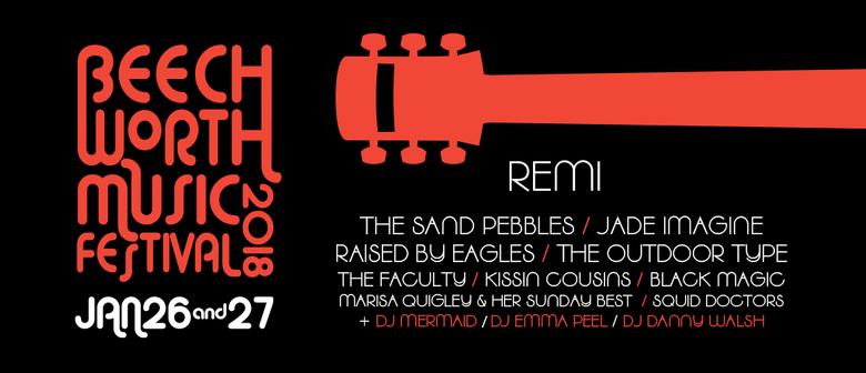 Beechworth Music Festival 2018