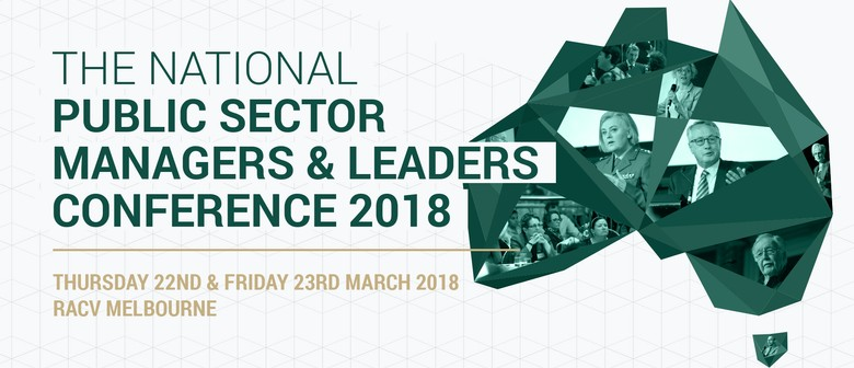 National Public Sector Managers and Leaders Conference 2018