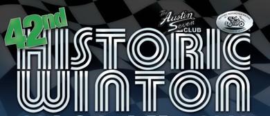 42nd Historic Winton