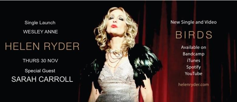 Helen Ryder Birds Single and Video Launch