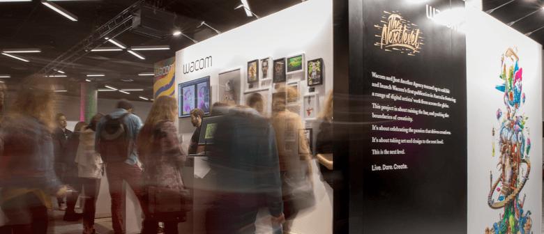 Wacom The Next Level Exhibition
