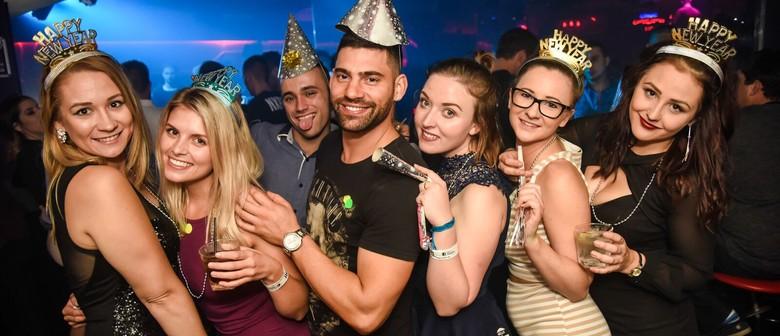 New Year's Eve Club Crawl