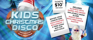 Kids Christmas Disco