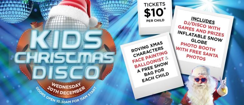 Kids Christmas Disco