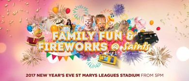 NYE: Family Fun and Fireworks