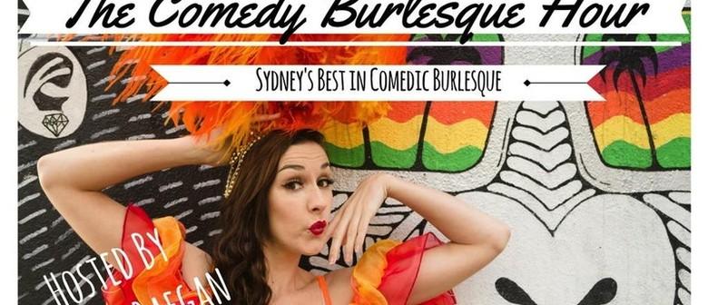 The Comedy Burlesque Hour